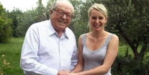 Le Pen et Marine