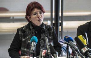 Marie Christine Tarare procureure de Dijon