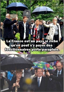 Porte parapluies