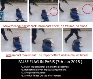 charlieHebdo - paris - jesuischarlie - january 7th 2015 - falseflag attack