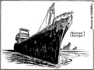 L'Europe !