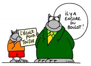 LA MINISTRE DE L'EDUCATION NATIONALE DEVRAIT RETOURNER À L'ÉCOLE (par l'Imprécateur)