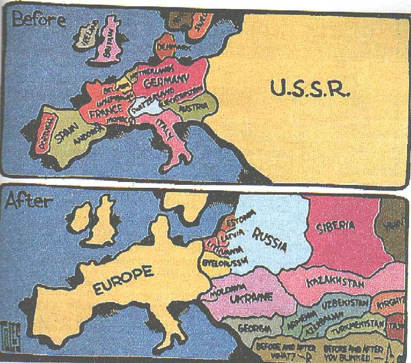 L'EUROPE ENTRE EN DÉCOMPOSITION (par l'Imprécateur)