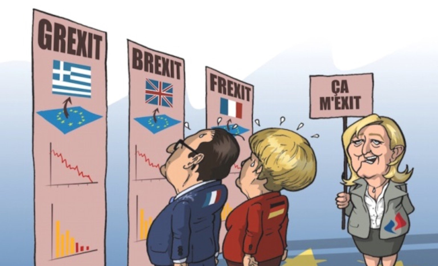 BREXIT : LA PANIQUE DE L'ESTABLISHMENT (par l'Imprécateur)