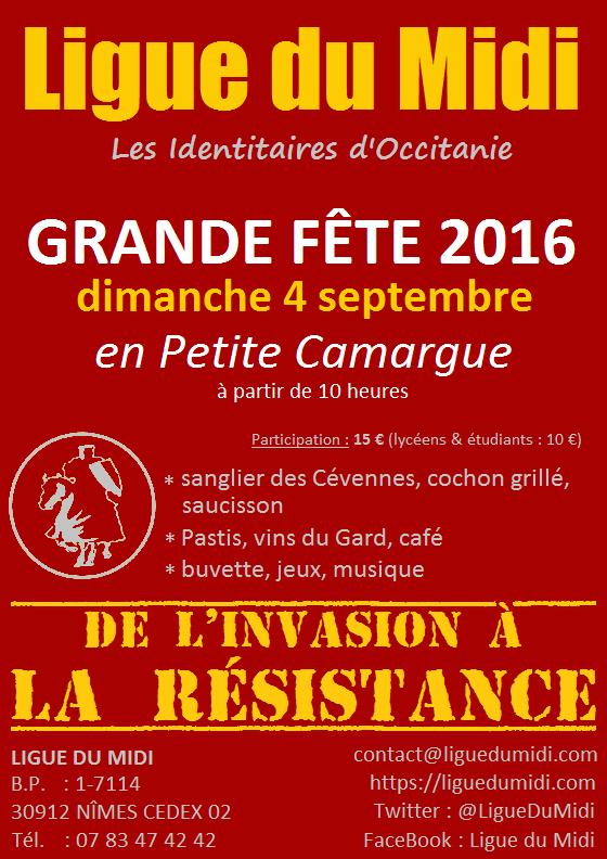 LDM Fête 2016