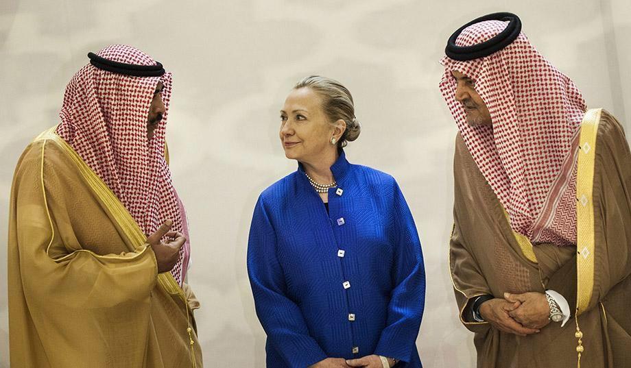 """Il va falloir rembourser, maintenant, Madame Clinton !"""