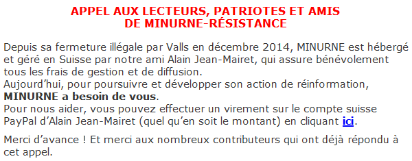 IL FALLAIT FINANCER 30.000 € POUR OBTENIR L'INVESTITURE «EN MARCHE» !