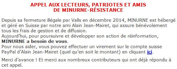 "L'ÉTAT PROFOND AMÉRICAIN – ""THE DEEP STATE"" (II)"