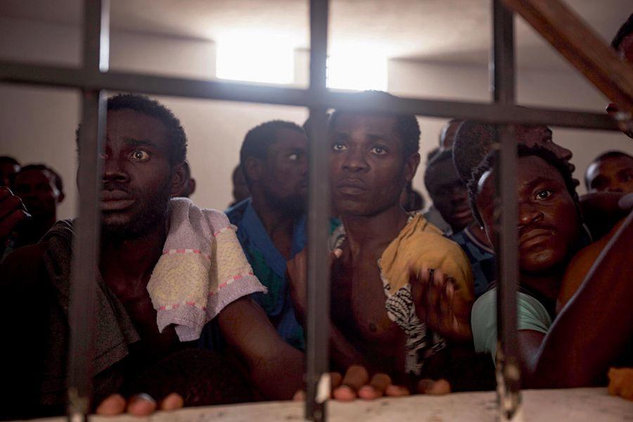 LIBYE : ESCLAVAGE DE TOUS LES JOURS (Jean Goychman)